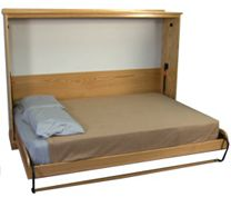 Horizontal Murphy Bed